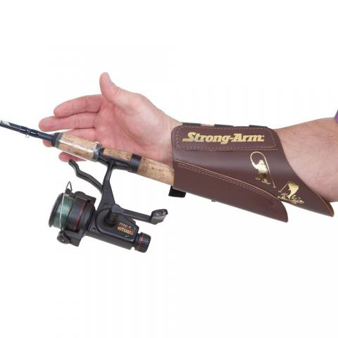 Strong Arm fishing aid